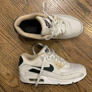 Gently Used Nike Air Max Sneakers
